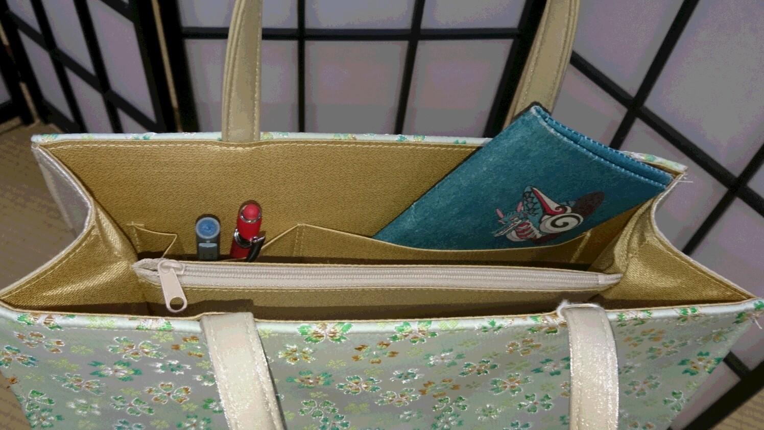 板橋区、高島平きもの専門店の呉服や光永のイチオシ手提げバッグ